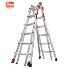 Алюминиевые шарнирно-раздвижные лестницы Little Giant VELOCITY