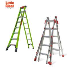 Лестницы и стремянки Little Giant